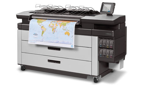 HP Pagewide XL 6000