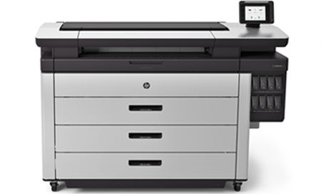 HP PageWide XL 8000